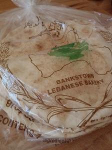 The softest lebanese bread ever...
